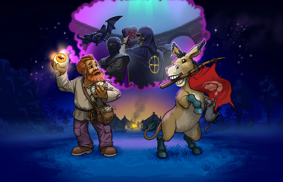 Game of Crone for Graveyard Keeper available now!