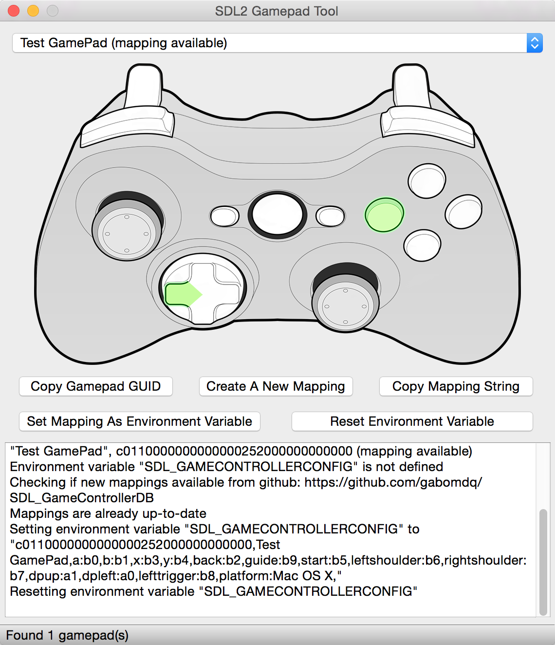 test xbox one controller